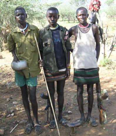 armed herdsboys